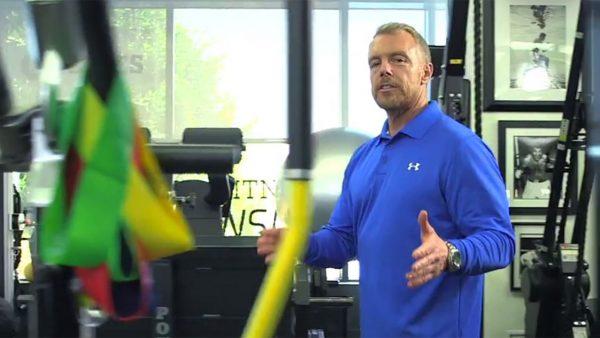 Gunnar Peterson: Celebrity Trainer - i40 Films